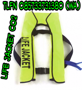 Grosir WA 085733731380 Life Jacket Inflatable Gas Co2 Automatic