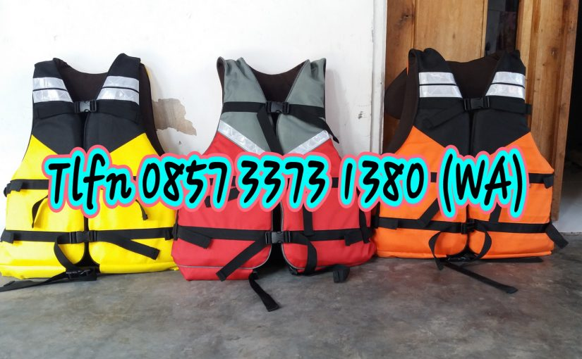 Agen Life Jacket Anti Sobek
