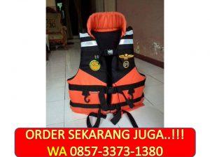WA 0857-3373-1380 Jual Life Jacket Safety Laut Di Subang