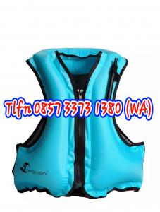 WA 0857-3373-1380 Jual Jaket Pelampung Safety Premium
