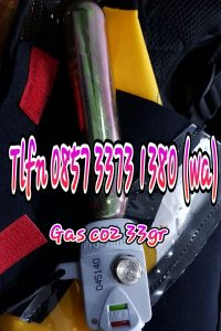 WA 0857-3373-1380 Industri Life Jacket Gas Co2 Di Pesisir Barat