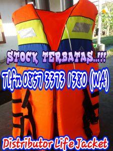 WA 085733731380 Harga Jaket Pelampung Perlengkapan Safety Kapal Tabalong