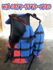 WA 0857 3373 1380 Pengrajin Rompi Pelampung Rafting Berkualitas