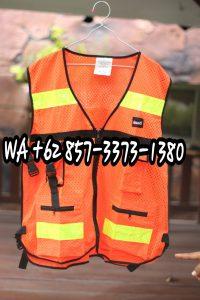 Jual Rompi Safety Proyek | Parkir Takengon WA 085733731380