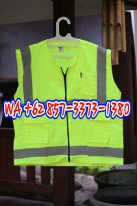 WA 085733731380 Jual Grosir Safety Vest Petugas Parkir Kubu