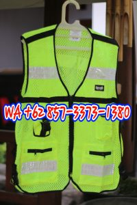 Toko Rompi Safety Proyek | Safety Vest Klaten WA 085733731380
