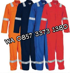 Best Quality WA 0857-3373-1380 Coverall Wearpack | Katelpak Seragam