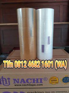 Supplier Lakban Bening Nachi Di Genteng | WA 081246821601
