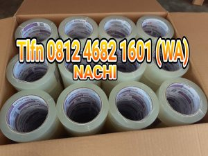 Agen Pusat Lakban Original Nachi Di Pagak | WA 081246821601