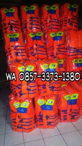 Pusat Rompi Pelampung | Jaket Pelampung Telp/WA 0857-3373-1380