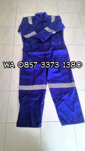 Pusat Jual Baju Safety Kerja Coverall Jember | WA 085733731380